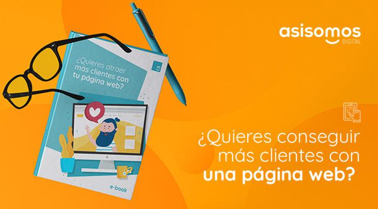 ¿Quiéres atraer más clientes con tu página web?
